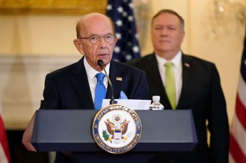 China sanctions Wilbur Ross, others in response to U.S. warnings on Hong Kong