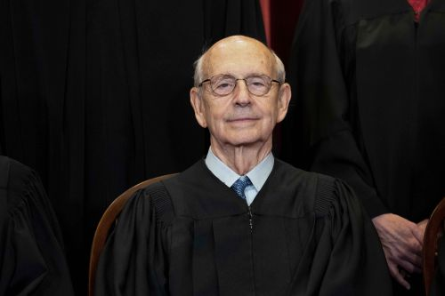 Justice Breyer says he hasn't decided on retirement plans