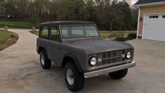 At $15,000, Could This 1966 Ford Bronco Be A Big Bucking Deal?