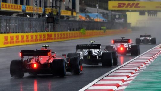 Now The UK's Travel Policy Is Threatening The Turkish GP Weekend