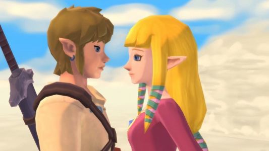 Nintendo changed some things in Skyward Sword on the Wii to Switch
