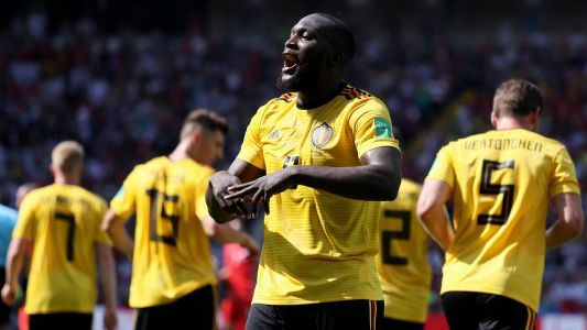 World Cup 2018: Romelu Lukaku leads Belgium to 5-2 win over Tunisia
