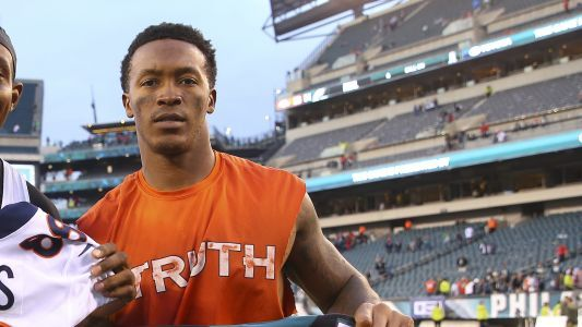 Patriots to release 4-time Pro Bowl wide receiver Demaryius Thomas, report says