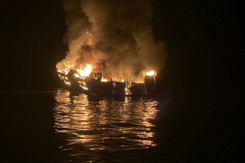 California boat captain indicted in fire that killed 34