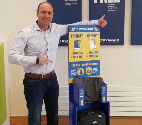 Only 4 Days To Ryanair's New Carry-On Bag Policy