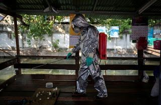 Thailand reports 54 new coronavirus cases, two more deaths