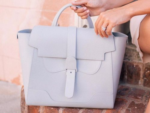 This startup's luxury leather bags are all over Instagram - here's why women love them so much