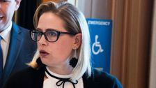 Democrat Kyrsten Sinema Says The Filibuster 'Protects The Democracy Of Our Nation'