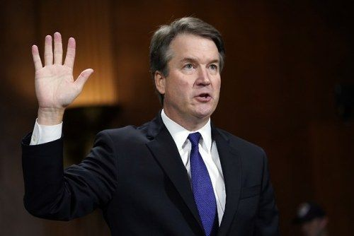 Someone Bought BrettKavanaugh.com to Help Sexual Assault