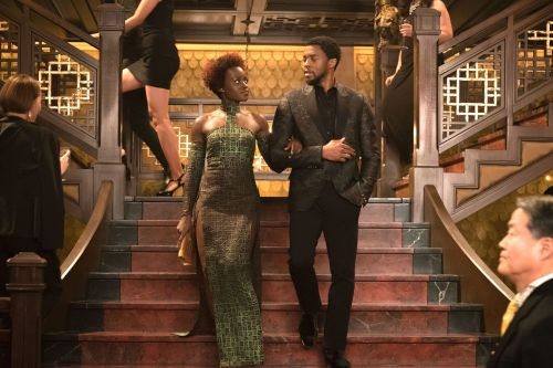 'Black Panther' makes Oscar history