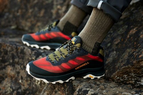Merrell Goes GORE-TEX Heavy for Its Latest Moab