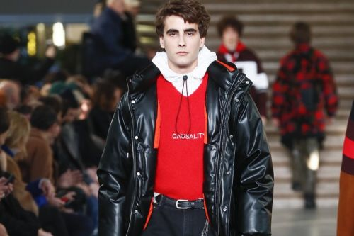 MSGM Fall/Winter 2018 Summons the Free-Spirit of Italian Students