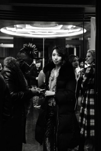 Interview with Vivienne Hu: New York Fashion Week 2020
