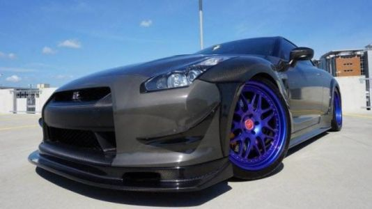At $59,995, Could This Modded 2009 Nissan GT-R Get You To Say 'Go-Go-Godzilla?'