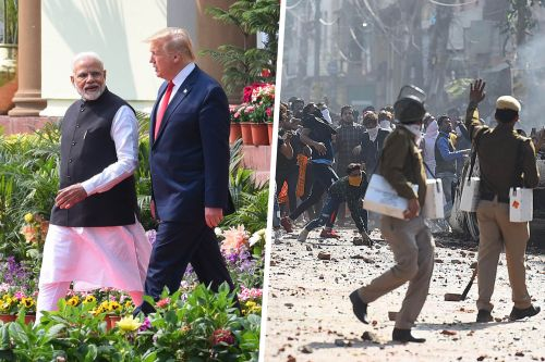 How Trump's Trade Strategy Met Its Match in India