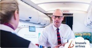 Brussels Airlines Welcomes 98 New Flight Attendants