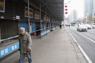 Cases of new viral pneumonia in China surpass 200