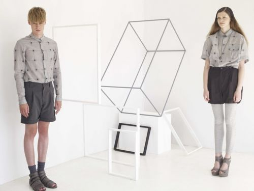Minimal Fashion: The Only Son