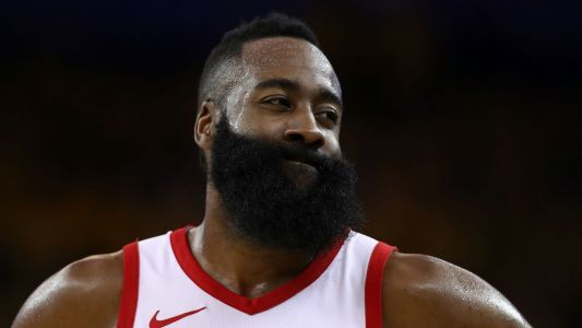 NBA playoffs 2018: James Harden says Rockets backed up fighting talk