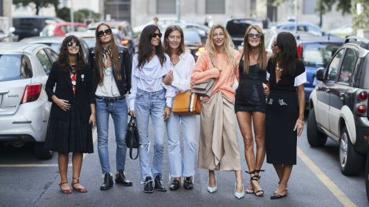 The Best Street Style Looks From Milan Fashion Week Spring 2018