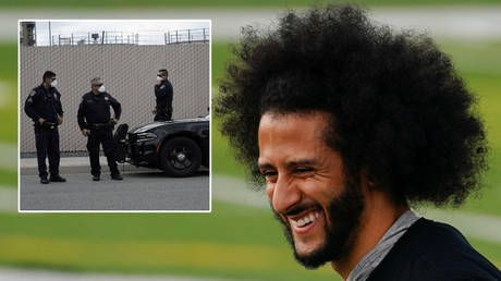 'Just another woke joke': Black Lives Matter hero Colin Kaepernick reveals new book pushing for society without policing & prisons