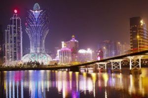 China's gambling headquarter Macau welcomed 35.8 million tourists in 2018