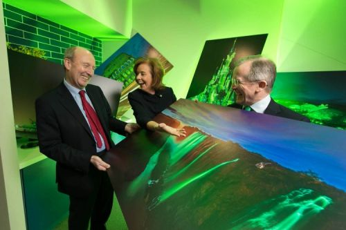 Tourism Ireland announces Global Greening line-up for St Patrick's Day 2019