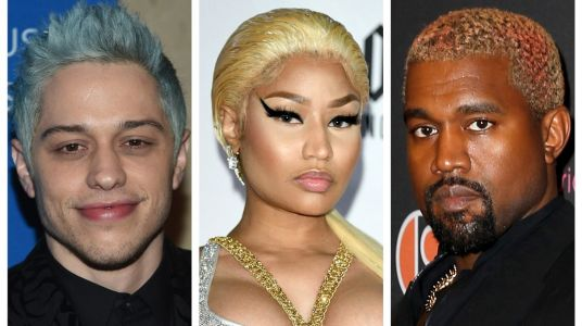 Nicki Minaj Defends Pete Davidson And Kanye West Amid Mental Health Issues