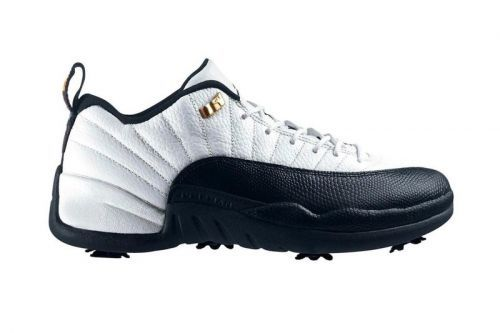"""A Golf Version of the Air Jordan 12 Low """"Taxi"""" Is In the Works"""