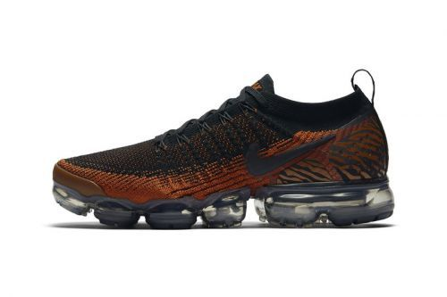 Nike's Air VaporMax 2.0 Debuts Tiger Stripes