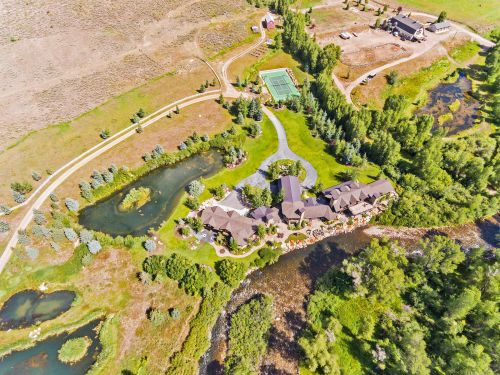 A sprawling ranch outside of Park City just sold for $32.5 million and became the most expensive home sale in Utah's history. Take a look inside