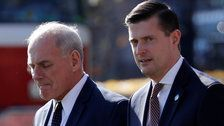 White House Knew About Rob Porter Allegations A Year Ago: FBI Letter