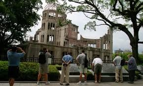 Hiroshima's peace tourism campaign attracts major international attention