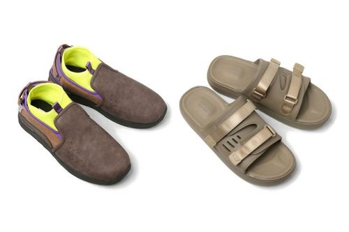 NEPENTHES New York Joins Suicoke for Collaborative Seasonal Slip-Ons