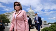 Nancy Pelosi: 'Appalling' That Republicans Deny The Jan. 6 Attack Even Happened