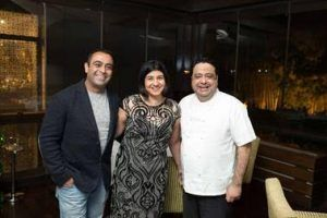 Masters of Modern Indian Cuisine from India Team up at Sidart
