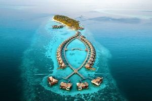 Lily Beach Resort & Spa, Maldives won this year's Luxury Lifestyle Awards