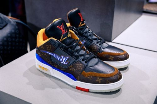 Up Close With Virgil Abloh's Louis Vuitton FW20 Collection