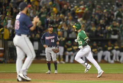 Twins 4-Game Winning Streak Snapped By Astros