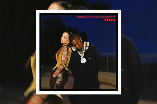 """Rosalía and Travis Scott Join Forces for New Song """"TKN"""""""