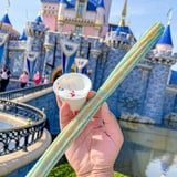 Disneyland Just Debuted a New Churro, and It Features a Sprinkle-Infused Confetti Dipping Sauce