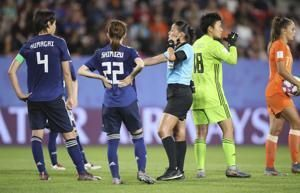 Video review creates drama at Women's World Cup