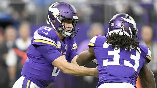 Vikings, Kirk Cousins built to dominate in playoff run, take NFC North