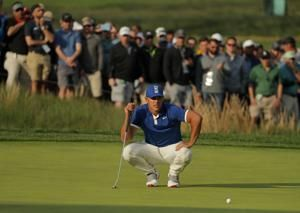 Koepka keeps 7-shot lead at PGA Championship
