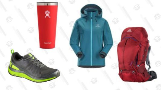 Save Up to 50% On Gear and Apparel You Already Love at REI Outlet