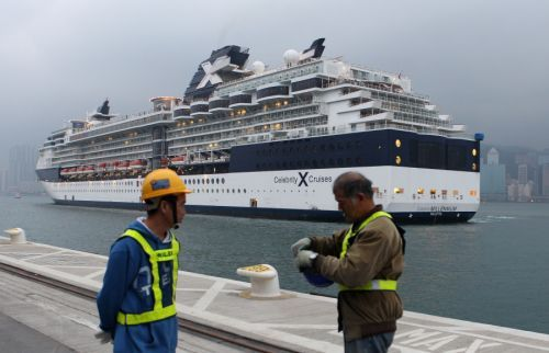 Two people test positive for COVID-19 on first post-pandemic cruise from North America