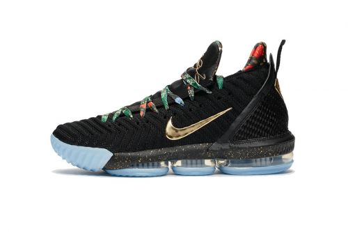 "Nike LeBron 16 ""Watch The Throne"" Scheduled to Release This Month"