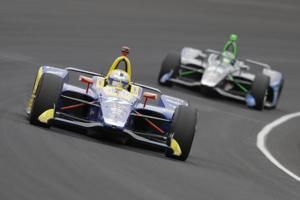 Daly hopes strong Indy 500 performance leads to more racing