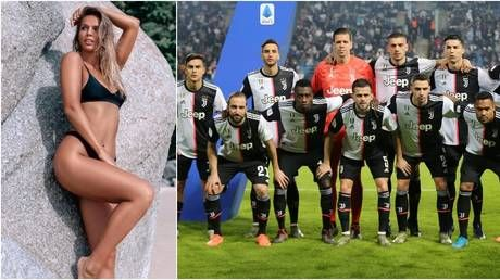 'I don't want to give away any secrets but.': Russian swimmer Efimova suggests mystery Juventus star was keen on hooking up
