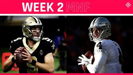 Saints vs. Raiders odds, prediction, betting trends for NFL's 'Monday Night Football' game